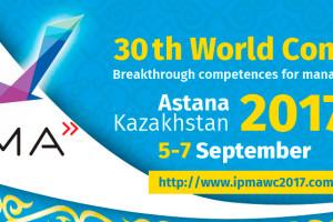 IPMA Pasaules kongress 5.-7.septembrī Kazahstānā